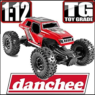 Danchee Trail Hunter 1/12 Scale Toy Grade Crawler (Batteries NOT Included) Toys Christmas Gift