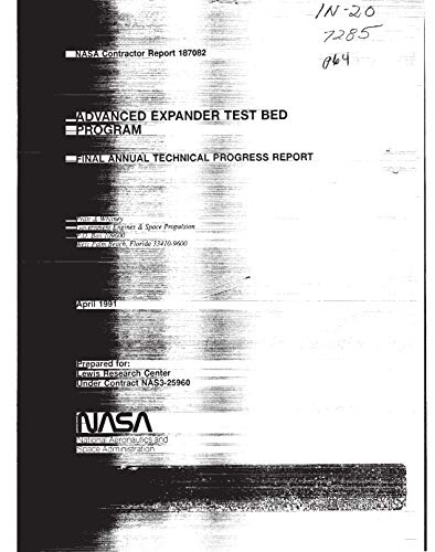 Advanced expander test bed program (English Edition)