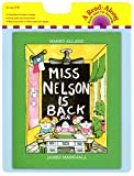 Miss Nelson Is Back book and CD (Read-Along Book and CD Favorite)