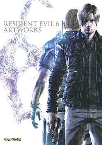 Resident Evil 6 Artworks