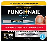 Fungi-Nail Pen Applicator Anti-Fungal Solution, 0.10 Ounce - Kills Fungus That Can Lead To Nail Fungus &...