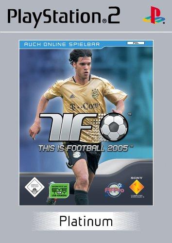 This is Football 2005 [Platinum]
