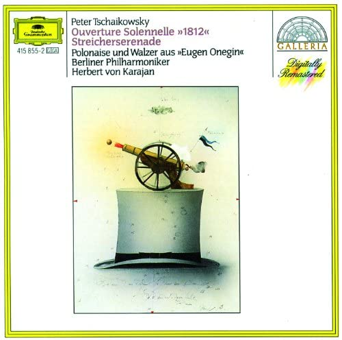 Don Kosaken Chor, Serge Jaroff, Berliner Philharmoniker & Herbert von Karajan