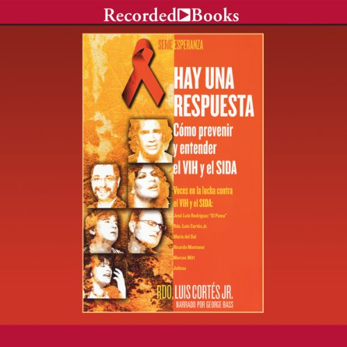 Hay una respuesta [There Is An Answer (Texto Completo)] audiobook cover art