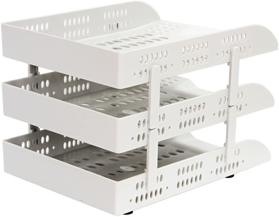 FFLSDR Office Al Challenge the lowest price of Japan ☆ sold out. Supplies File Holde Box Tray Three-layer