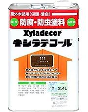 大阪ガスケミカル株式会社 キシラデコール ウォルナット 3.4L