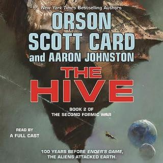 Page de couverture de The Hive