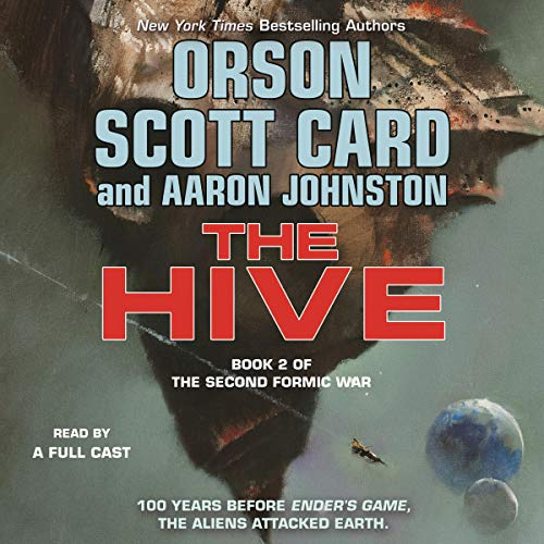 Couverture de The Hive