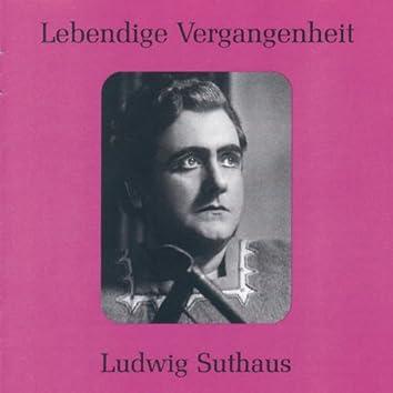 Lebendige Vergangenheit - Ludwig Suthaus