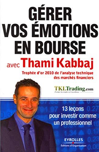 Gérer vos émotions en bourse avec Thami Kabbaj