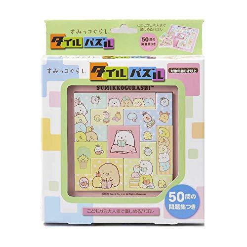 TP-03 すみっコぐらし タイルパズル
