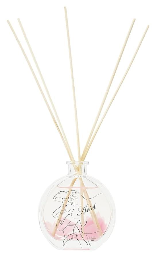 中央値運命補充ディズニー ルームフレグランス リードディフューザー アリエル サクラ ノスタルジア の香り DIT-10-1