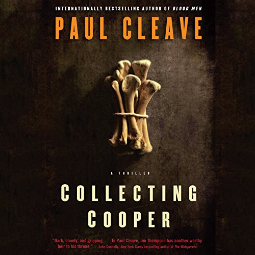 Collecting Cooper audiobook cover art