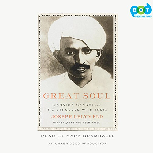 Great Soul audiobook cover art