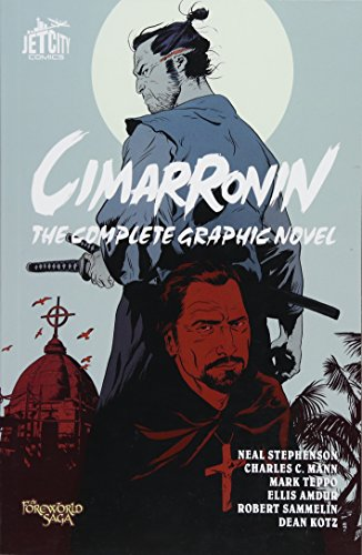 Cimarronin: The Complete Graphic Novel.
