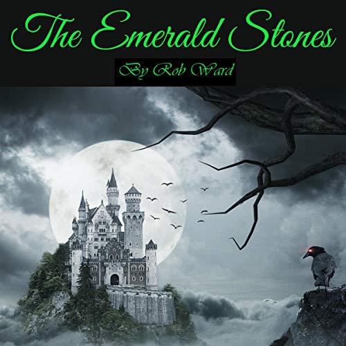The Emerald Stones audiobook cover art