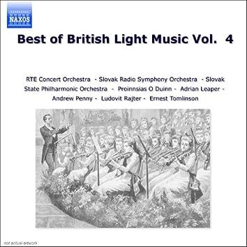 Best of British Light Music, Vol.  4