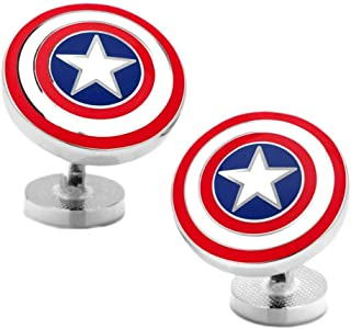 Best captain america cufflinks uk Reviews
