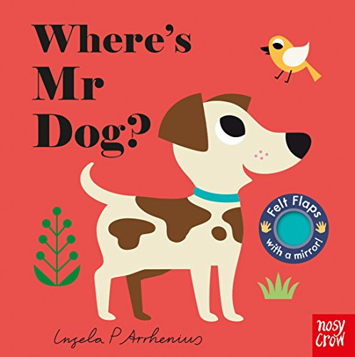 Where's Mr Dog? (Felt Flaps) (Felt Flaps, 2)