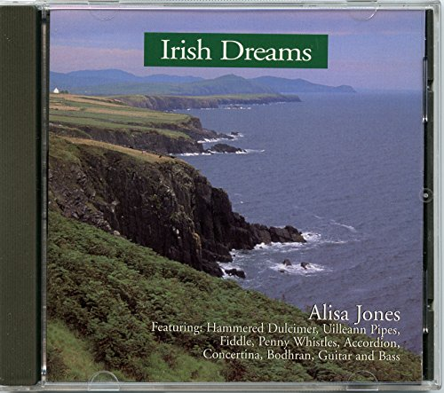 IRISH DREAMS celtic instruments with dulcimer Alisa Jones CD