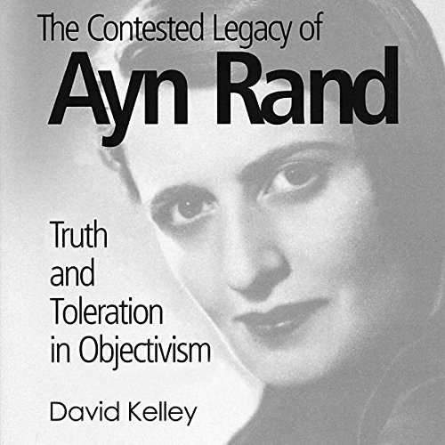 The Contested Legacy of Ayn Rand audiobook cover art