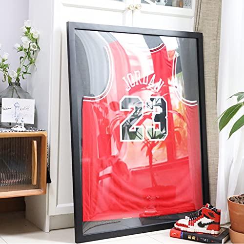 Montado En 3D Deportes Camisa Marco De La Pantalla, Bricolaje Junior Standard Deportes Marco Camisa Camisa Pantalla Instalada Deportes Marco De La Pantalla, El Marco De Madera