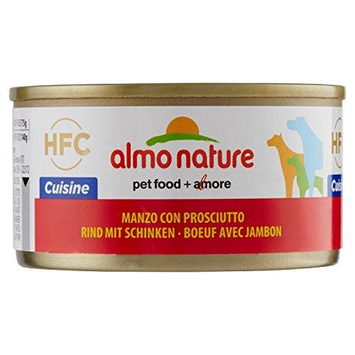 Almo Nature Dog Small Bœuf/Prison 95 g