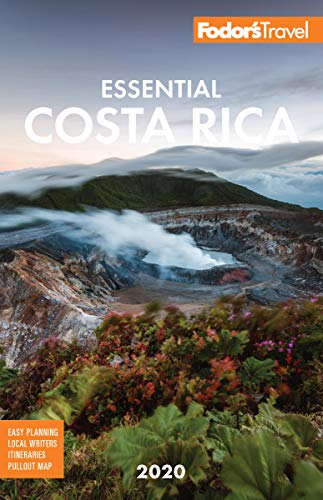 Fodor's Essential Costa Rica 2020 (Full-color Travel Guide)