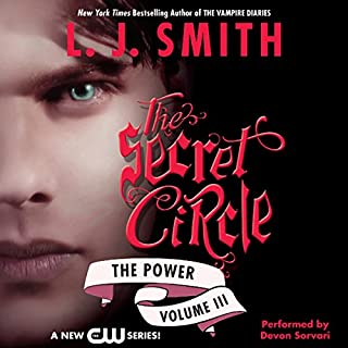Secret Circle, Volume III: The Power audiobook cover art