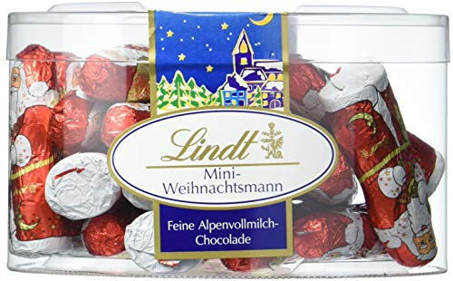 Lindt Mini Weihnachtsmänner, 1er Pack (1 x 200 g)