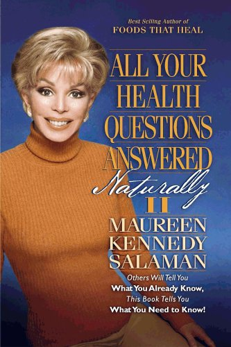 Image OfAll Your Health Questions Answered Naturally II