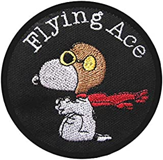 Best snoopy red baron patch Reviews