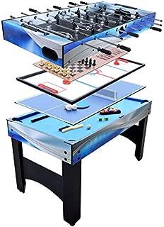 Carmelli NG1154M 54 in. Matrix 7-in-1 Multi Game Table
