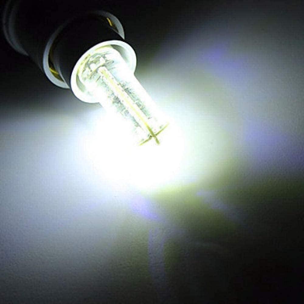 DWJ Max 42% OFF LED Bulb 5 Pcs Energy-Saving E11 Dimmabl 7W Led Lights Arlington Mall Corn