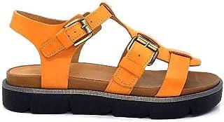 Minka Antonin Cuir Orange - 36, Mega sponge, Velvet 2435