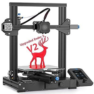 Creality Ender-3 V2 3D Printer