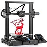 Impresora 3D Creality Ender-3 V2 de Creality 3D, FDM, alta precisión Impresión 220 * 220 * 250 mm
