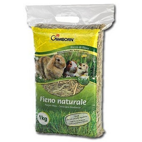 Gimbi Fieno Naturale - Confezione da 1 kg