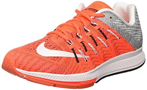 Nike Air Zoom Elite 8, Zapatillas de Running Hombre, Naranja (Naranja (Total Crimson/White-Black), 45