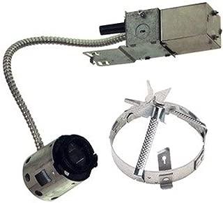 Lightolier 2000LVR Low Voltage Standard 3-3/4 Inch Remodel Frame-In Kit 120 Volt 12 Volt Lamp MR16 Lytecaster