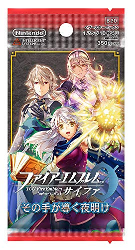 Fire Emblem TCG 0 (Cipher) Booster Pack The Dawn That Your Hand Leads Box (16 Packs per Box)
