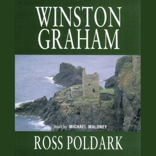 Ross Poldark audiobook cover art