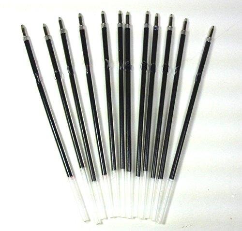 24 Stück Kugelschreiberminen (12xblau, 8xschwarz, 4xrot) Kuliminen / Ersatzminen / Kuli / Mine / Minen