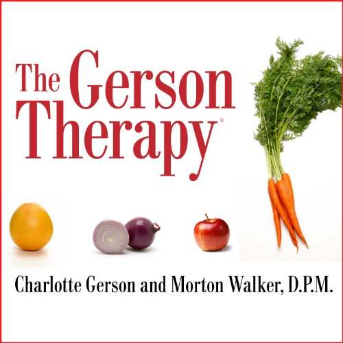 The Gerson Therapy cover art