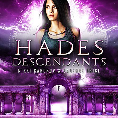 Hades Descendants cover art