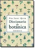 Diccionario de botánica (PENINSULA)