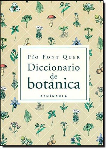 Diccionario de botánica (VARIOS)