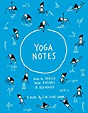 YogaNotes: How to sketch yoga postures & sequences...