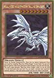 Yu-Gi-Oh - Blue-Eyes Alternative White Dragon - MVP1-ENG46 - Gold Rare - Unlimited Edition - the Dark Side of Dimensions Movie Pack Gold Edition (Unlimited Edition)