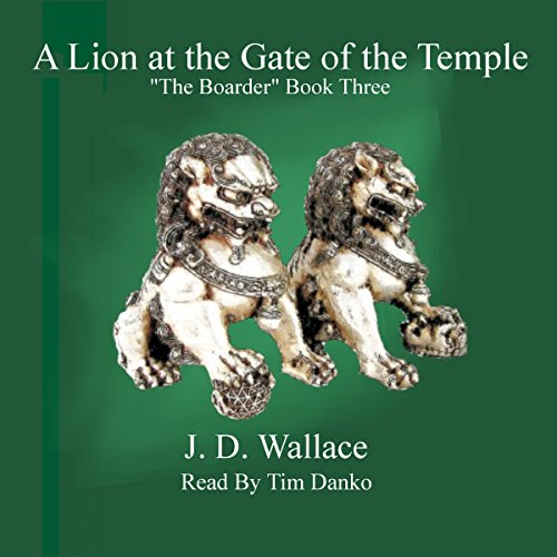 A Lion at the Gate of the Temple audiobook cover art
